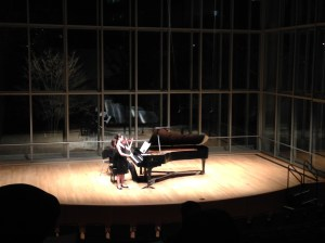 MM 2 Recital, February 2014